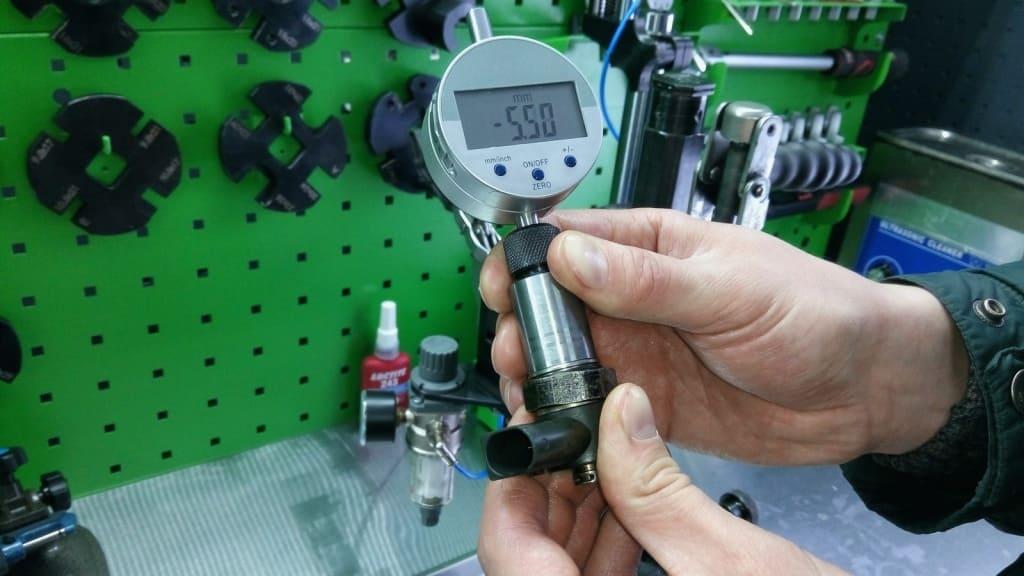 Диагностика инжектора Тойота в Тюмени