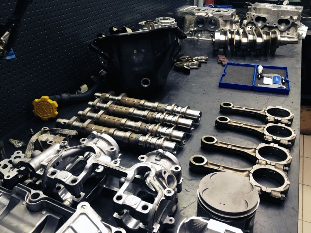 Капитальный ремонт двигателя Лексус в Тюмени