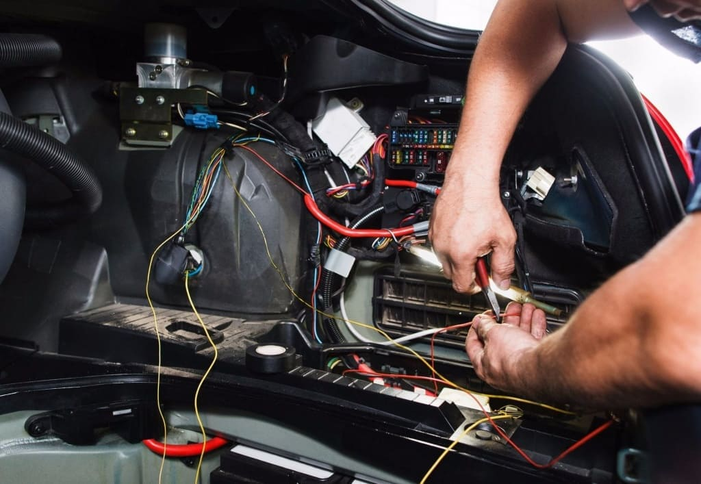 Ремонт электрики Хонда в Тюмени