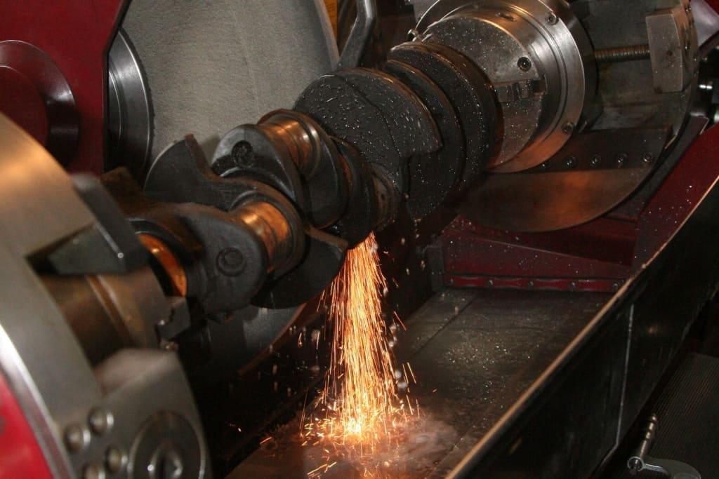 Ремонт коленчатого вала (коленвала) двигателя Лексус в Тюмени