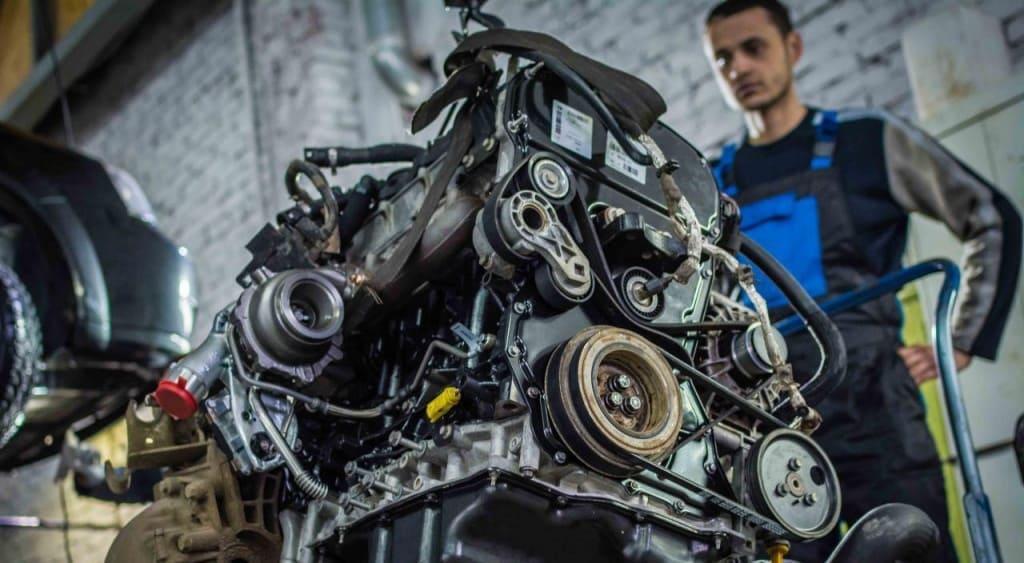 Замена двигателя Лексус в Тюмени