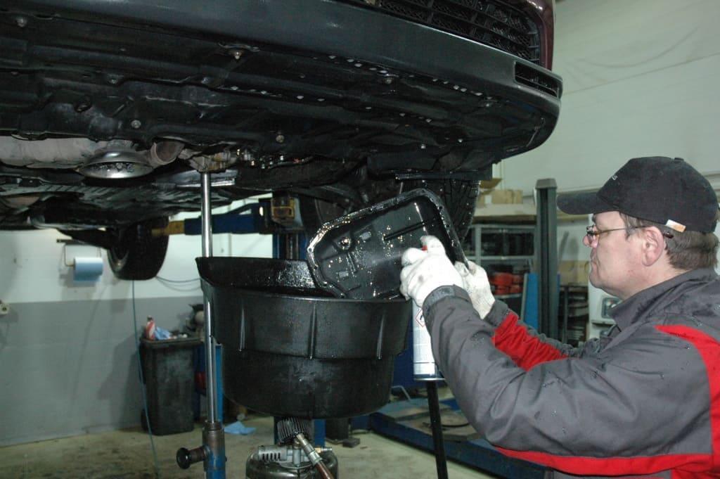 Техническое обслуживание двигателя Лексус в Тюмени