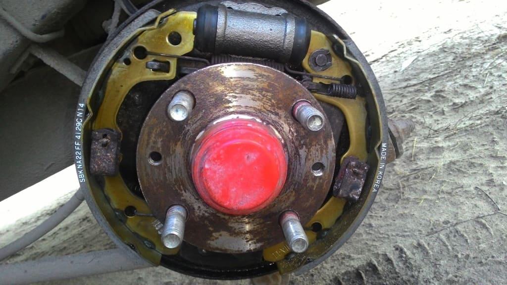 Замена тормозных цилиндров Мазда в Тюмени